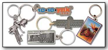 Custom Key Tags and Key Chains