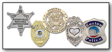 Custom Police Badges