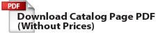 Retail Catalog PDF - MSRP - Retail Pricing