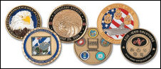 Custom Die Struck Coins