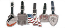 Pewter Bag Tags