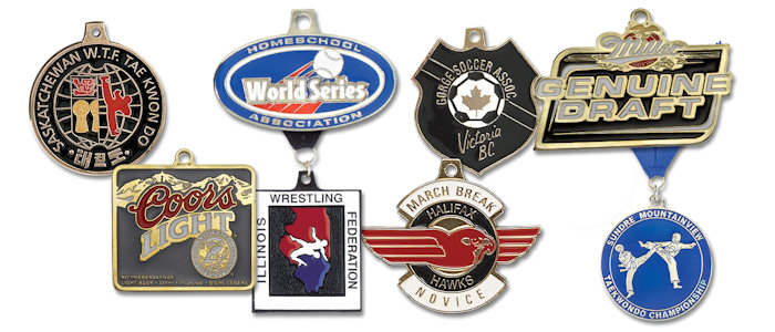 Custom Medals and Medallions - Largest manufacturer of
