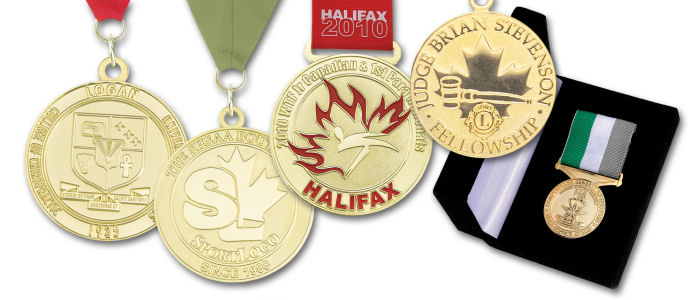 Custom Die Struck Medals and Medallions