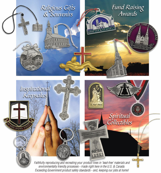 AT Designs - Custom Spiritual Gifts and Awards