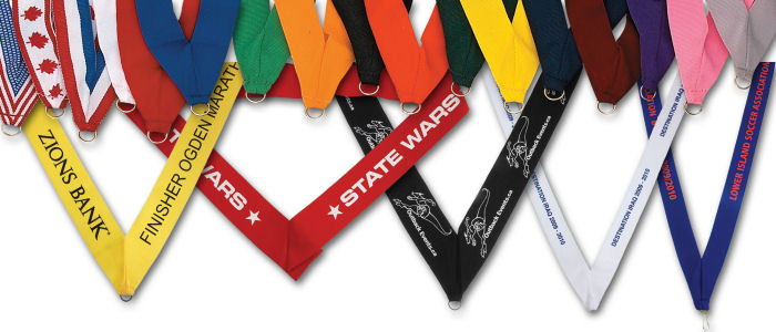 Custom Printed Ribbons & Solid Color Ribbons - Largest