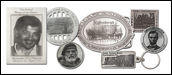 Photographic Reproduction - Pewter Photo Etch